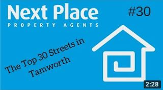 Top 30 Streets in Tamworth - Number 30