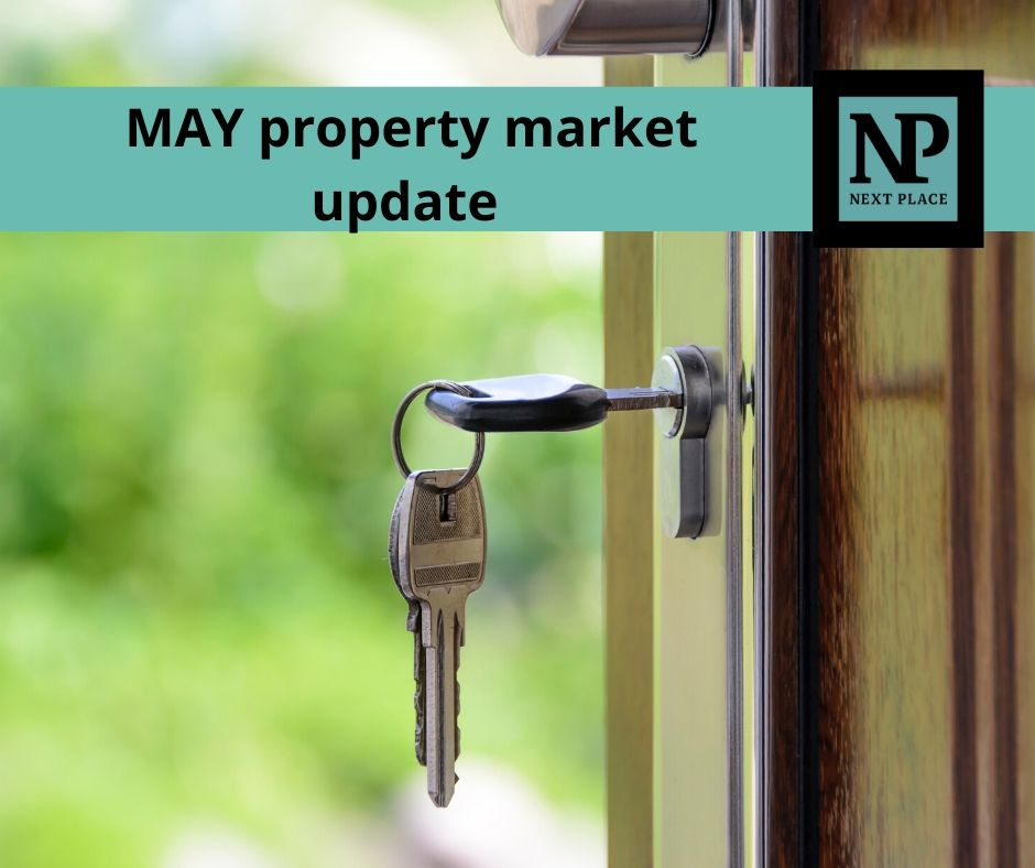 May Lockdown Property Market Update
